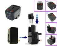 Travel Adapter (GF-933)