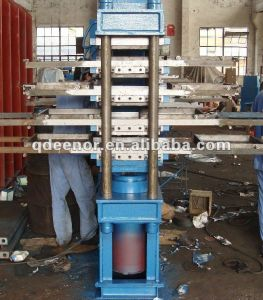 New Technology Rubber Flooring Vulcanizing Press / Rubber Tiles Making Machine pictures & photos