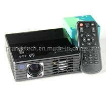 HDMI Portable Projector With 180 Lumens (PR-PJ1606)