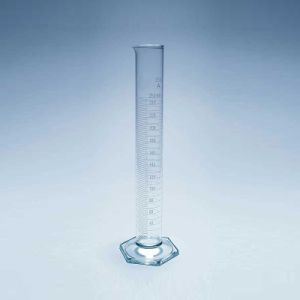 Measuring Cylinder Hexagon With Spout (ZV1603-H)