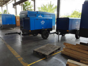 Atlas Copco Liutech 570cfm 17bar Mobile Diesel Air Compressor pictures & photos