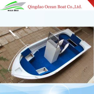 5m Factory Supply Aluminum Sport Fishing Bowrider Boat pictures & photos