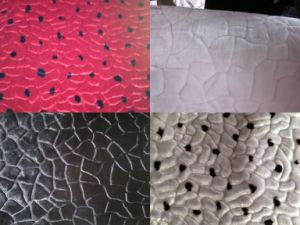 Hot Roller Fabric Embossing Pressing Textile Machine pictures & photos