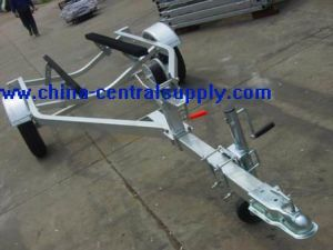 Factory Made Single Axle 3.7m Jet Ski Trailer (CT0067B) pictures & photos