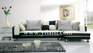 Corner Leather Sofa (905)