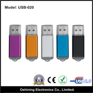Aluminum Colorful USB Flash Stick (USB-020)