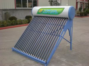 Zy-1 Non-Pressure Solar Water Heater pictures & photos