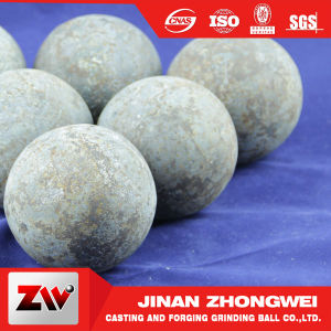 Grinding Ball for Ball Mill From China Jinan Zhongwei pictures & photos