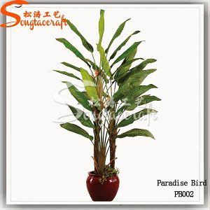 artificial plants decorative banana bonsai plant
