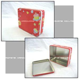 Rectangle Tin Box