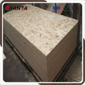 OSB Fiber Board, OSB Particle Board for Construction and Furniture pictures & photos