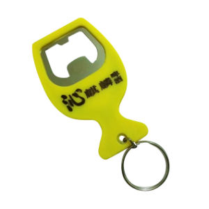 Custom Logo Promotional Gifts Plastic Bottle Opener pictures & photos