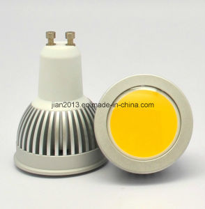 GU10 3W COB Epistar LED Spot Light pictures & photos