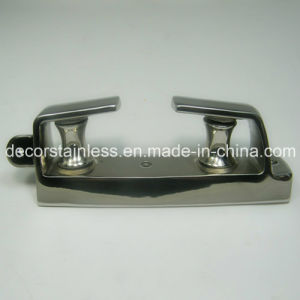 Stainless Steel Angle Fairlead with Two Wheels pictures & photos