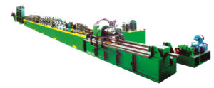 High-Precision Plastic Composited Tube Mill Line