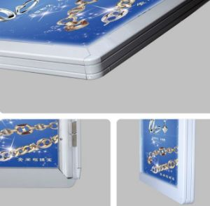 Double Sided Ultrathin LED Light Box pictures & photos