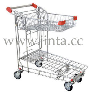 Logistic Cart, Tool Cart, Cargo Cart, Luggage Cart (JT-E18) pictures & photos