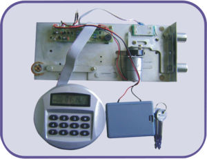 Electronic Spare Parts / Safe Lock (MG4) pictures & photos