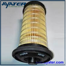 Cross Reference Oil Cleaning Strainer for Diesel Engine Fuel Filter pictures & photos