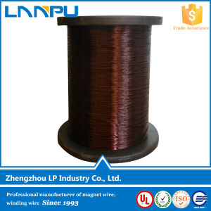 Transformer AWG 0.8 mm Round Polyimide Super Polyester Enameled Aluminum Wire Price