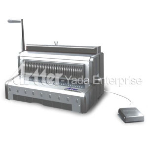Electric Double Wire Binding Machine (YD-WM740E (Electrical) pictures & photos