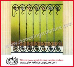 Forged Iron Fences, Garden Fences pictures & photos