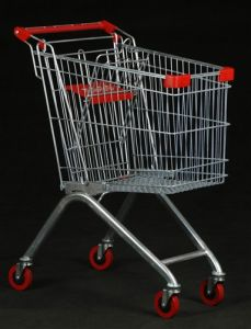 Europe Style Shopping Cart  (SM-E125)
