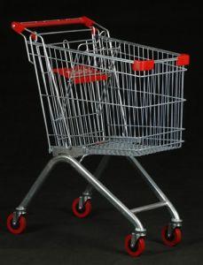 Europe Style Shopping Cart (SM-E125)