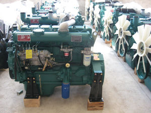 Hot Sale British Ricardo Series Diesel Engine (Model 6105ZD, 84KW) for Generating Use pictures & photos