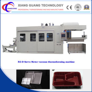Manufacture Supplier Vacuum Blister Packing Machine with Servo Motor pictures & photos