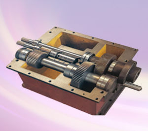Transmission Box, Gearbox for Twin Screw Extrude Machine Line