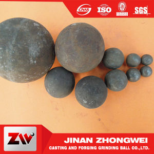Forged Grinding Ball   for Mining Cement and Power Station pictures & photos
