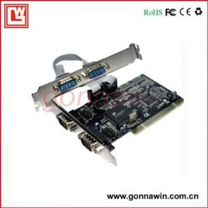 PCI to RS232 Serial Card 4 Port (GW-0076)