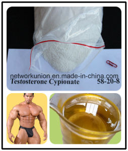 Healthy Injectable Anabolic Steroids Liquid 250mg/Ml 58-20-8 Testosterone Cypionate pictures & photos