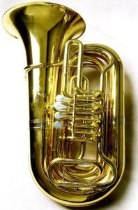 Tuba (Rotary)4-key (JYTU0111)