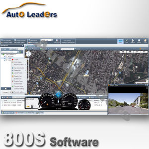 GPS Tracking System with Street View and POI Function