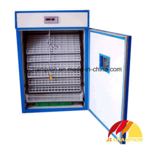 Poultry Automatic Controlled Incubator (528 Chicken Eggs) pictures & photos
