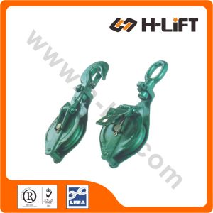Snatch Pulley Block with Hook or Eye (HS or ES Type) pictures & photos