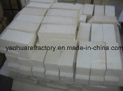 Shaped Andalusite Kiln Refractory Bricks for Key Parts of The Furnaces.