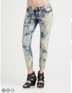 Women′s Jeans (WMF9007#)
