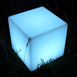 Outdoor / Indoor / Garden LED Light Cube Set, Outdoor LED Lights Cube Chair