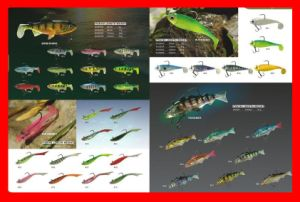 Soft Fishing Lure (BWBH04 BWJM04 WJSD04)