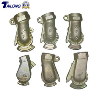 Railway Part by Iron Sand Casting