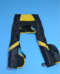 2012 New Style 150n Inflatable Life Jacket (DH-042) pictures & photos