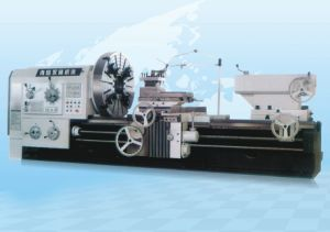Cw Series Conventional Horizontal Lathe pictures & photos