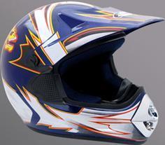 DOT Motorcross Helmet (WL-801)
