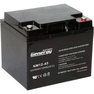 12V45ah Lead Acid Battery for Solar Power