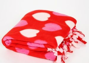 Printed Coral Fleece Blanket (xdb-019) pictures & photos