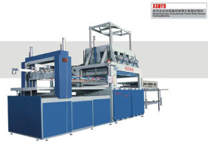 Automatic Hydraulic Pressure Vacuum Forming Machine (XSHD2515/6)