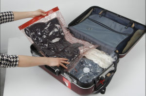 15 Pack Travel Compress Roll-up Storage Bags